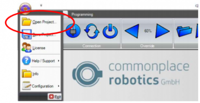 Robot Files and Project Files - CPR Wiki